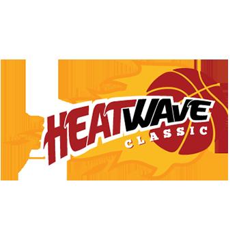 heatwave classic basketball tournament logo