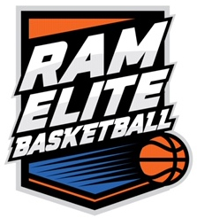 ram elite basketball logo