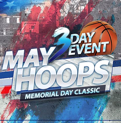 memorial day classic basketball tournament logo